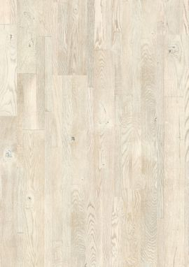 VAR1629 - QUICKSTEP VARIANO PAINTED WHITE OAK OILED