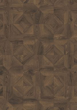 IPA4145 - QUICKSTEP IMPRESSIVE PATTERNS ROYAL OAK DARK BROWN 4V