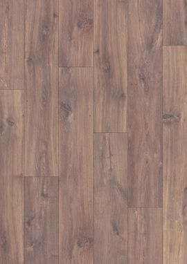CLM1488 - QUICKSTEP CLASSIC MIDNIGHT OAK BROWN