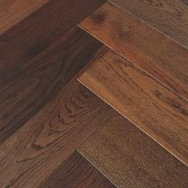 ELKA14HBLDSOAK - ELKA 14MM ENGINEERED HERRINGBONE DARK SMOKED OAK