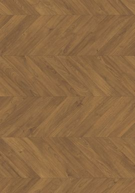 IPA4162 - QUICKSTEP IMPRESSIVE PATTERNS CHEVRON OAK BROWN 2V CHEVRON