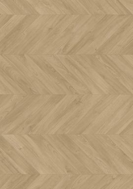 IPA4160 - QUICKSTEP IMPRESSIVE PATTERNS CHEVRON OAK MEDIUM 2V CHEVRON